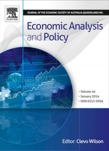 Economic Analysis & Policy